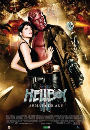 Hellboy II: The Golden Army 1216x1755