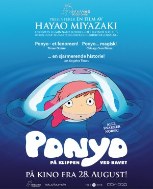 Ponyo: Das grosse Abenteuer am Meer 1441x1772