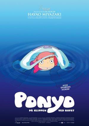 Ponyo en el acantilado 2480x3508