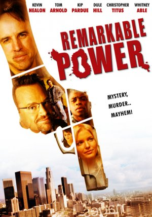 Remarkable Power Cover