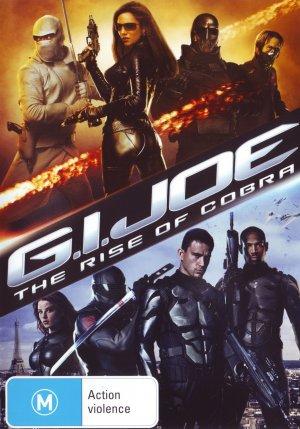 G.I. Joe: The Rise of Cobra 1520x2172