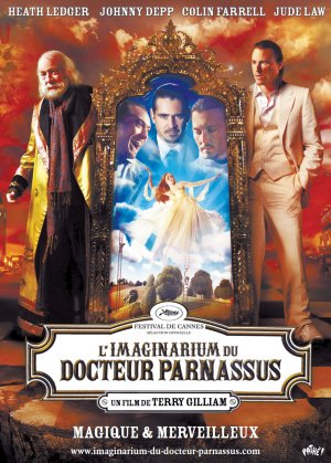 The Imaginarium of Doctor Parnassus 980x1370