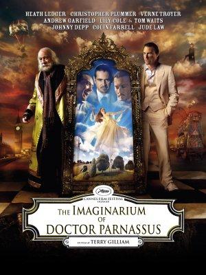 The Imaginarium of Doctor Parnassus 1700x2267