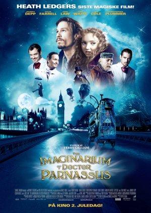 The Imaginarium of Doctor Parnassus 2480x3507