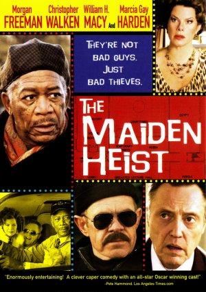 The Maiden Heist 1532x2175