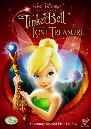 TinkerBell - Die Suche nach dem verlorenen Schatz 1534x2175