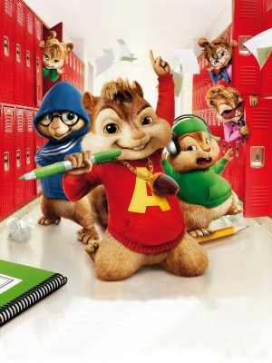 Alvin and the Chipmunks: The Squeakquel 3750x5000