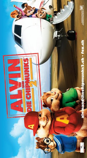 Alvin and the Chipmunks: The Squeakquel 1703x3079