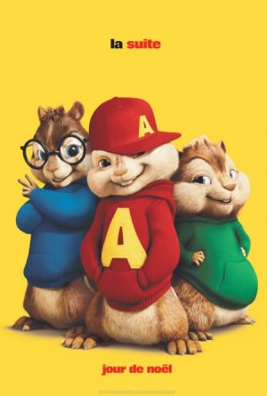 Alvin and the Chipmunks: The Squeakquel 450x667
