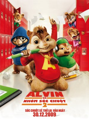 Alvin and the Chipmunks: The Squeakquel 1125x1500