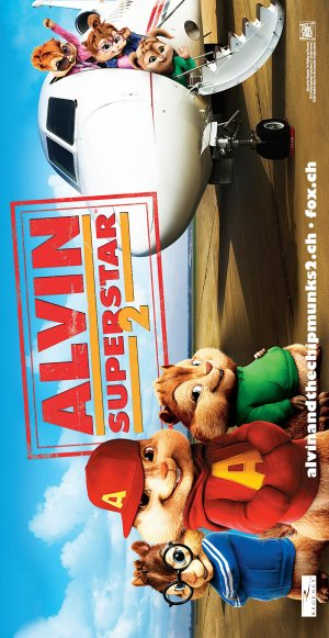 Alvin and the Chipmunks: The Squeakquel 1392x2695