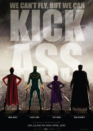 Kick-Ass 2480x3508