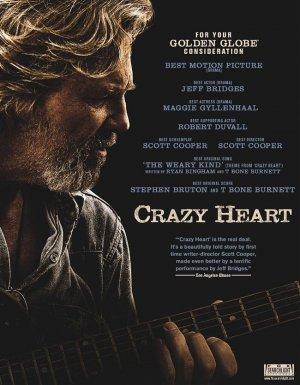 Crazy Heart 650x835