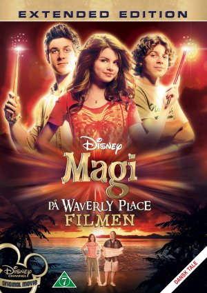 Wizards of Waverly Place: The Movie 1551x2196