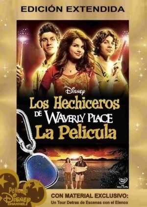 Wizards of Waverly Place: The Movie 500x703