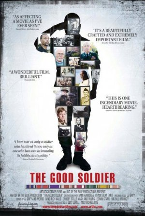 The Good Soldier Poster