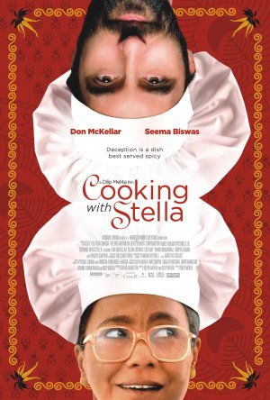 Cooking with Stella Poster