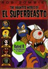 The Haunted World of El Superbeasto Cover