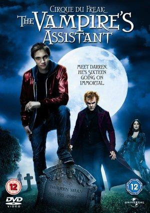 Cirque du Freak: The Vampire's Assistant 600x851