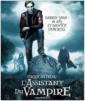 Cirque du Freak: The Vampire's Assistant 897x1063