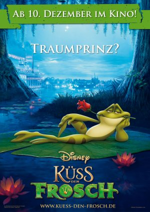 The Princess and the Frog 3508x4961
