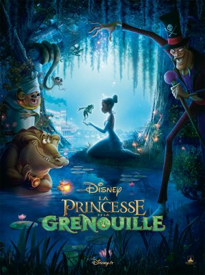 The Princess and the Frog 1800x2408