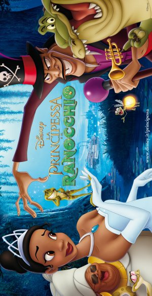 The Princess and the Frog 1816x3543