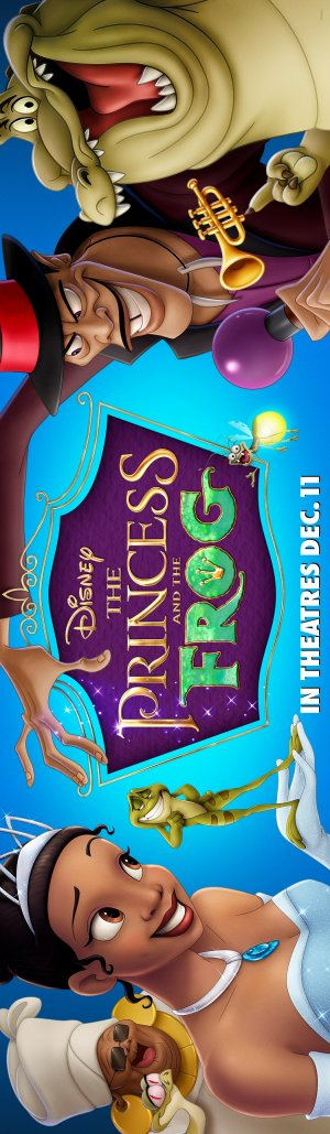 The Princess and the Frog 1050x3600