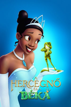 The Princess and the Frog 800x1199