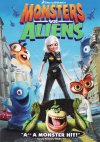 Monsters vs. Aliens Cover