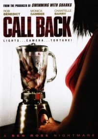 Call Back poster