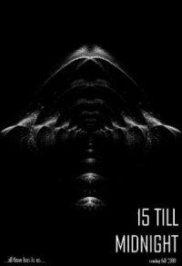 15 Till Midnight poster