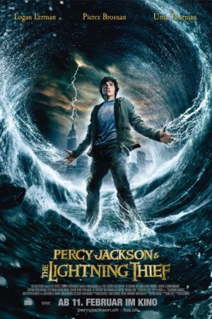 Percy Jackson & the Olympians: The Lightning Thief 402x604