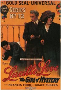 Lucille Love: The Girl of Mystery poster