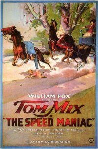The Speed Maniac poster