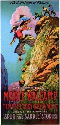 Tempest Cody Rides Wild poster