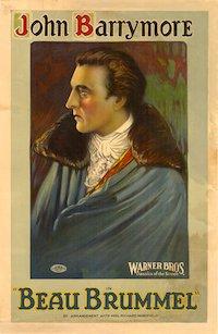 Beau Brummel poster