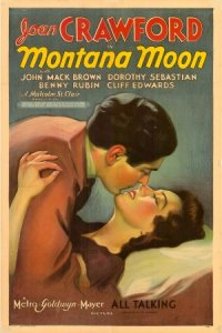 Montana Moon poster