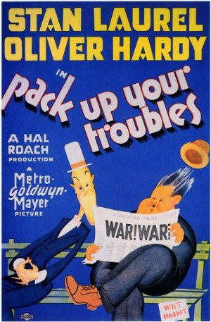 Pack Up Your Troubles 580x883