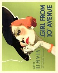 The Girl from 10th Avenue poster