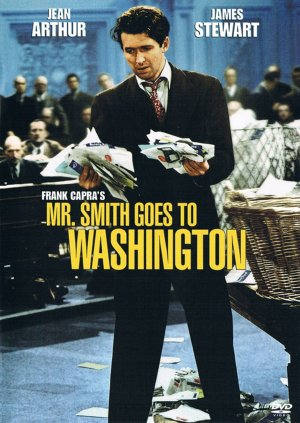 Mr. Smith Goes to Washington Dvd cover