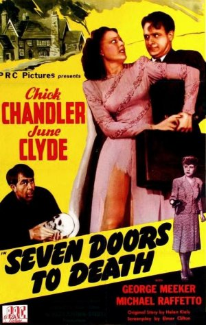 Seven Doors to Death 475x751