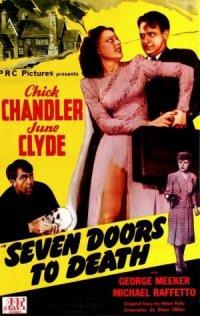 Il mistero delle sette porte poster