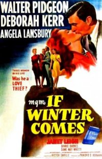 If Winter Comes poster