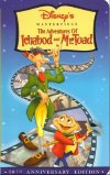 The Adventures of Ichabod and Mr. Toad Cover