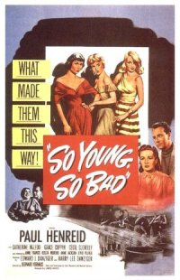 So Young So Bad poster