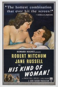 His Kind of Woman poster