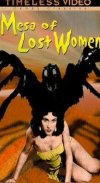 Mesa of Lost Women Cover