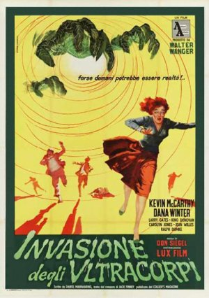 Invasion of the Body Snatchers 387x550