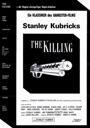 The Killing Re-release poster